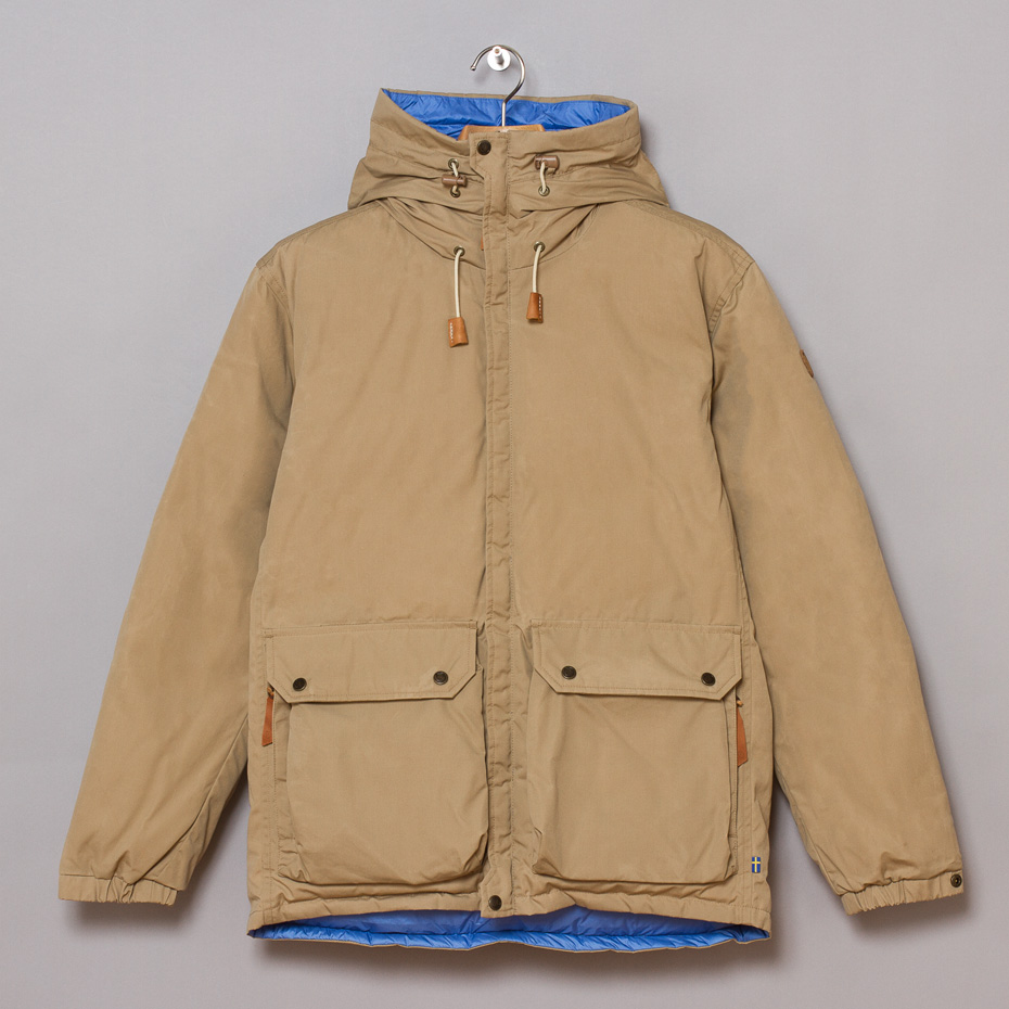 The Down Jacket No.16 from Fjallraven Numbers definitely sits in the  category titled, Intense Outerwear. Made for serious cold weather  expeditions, ... 8fa7c3e0f0
